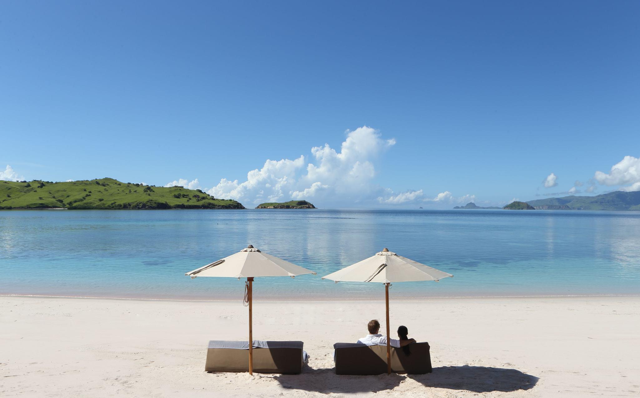 Wayag Island Beach