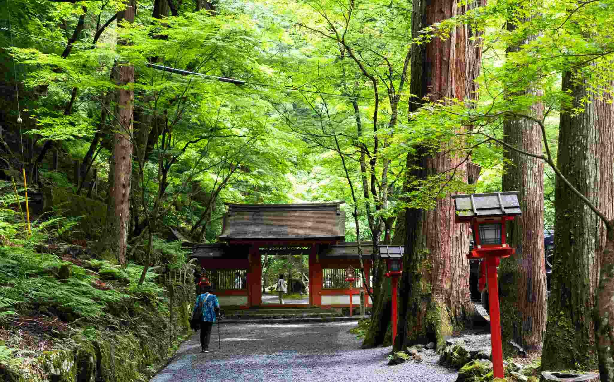 Kifune Temple