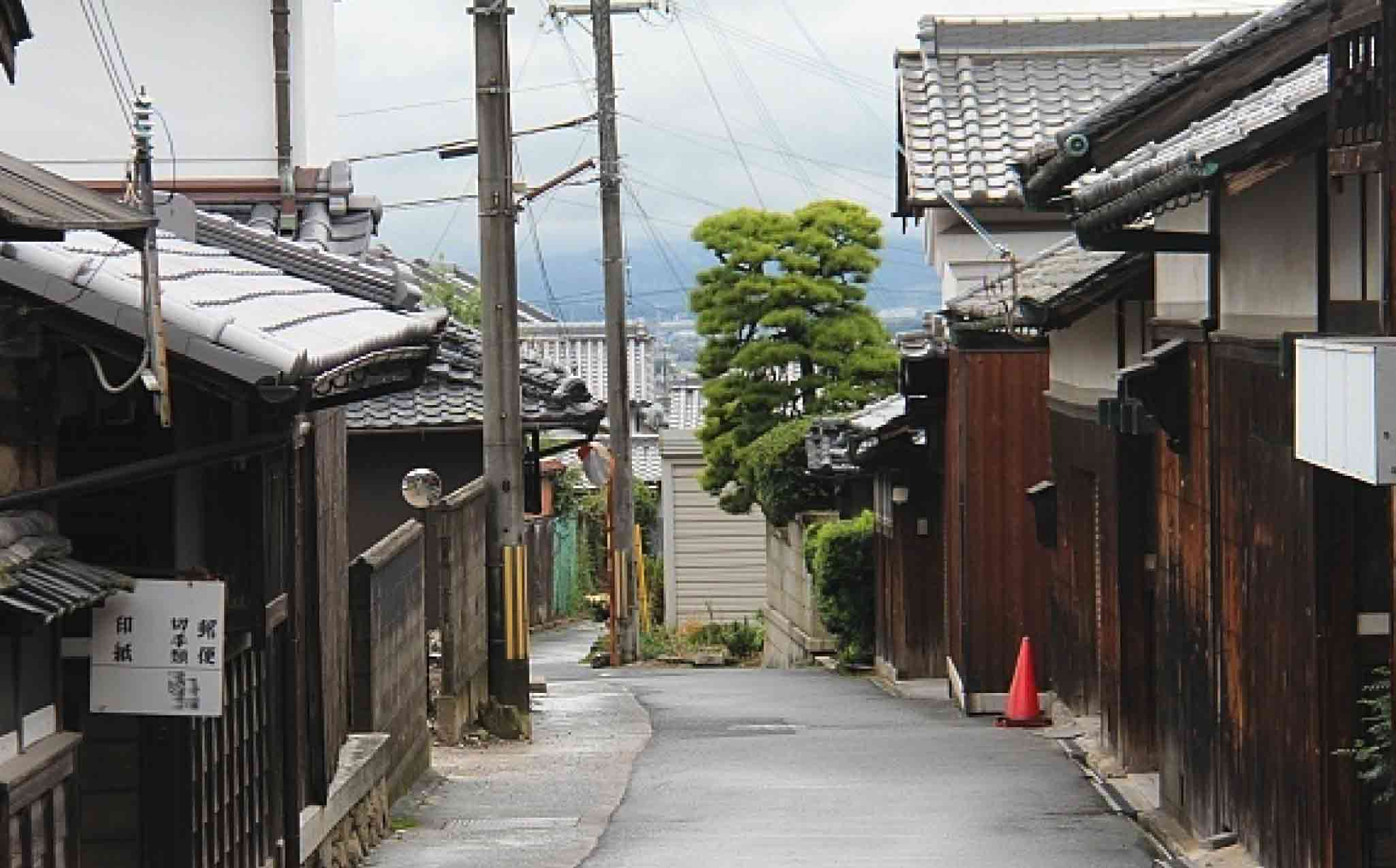 Asuka Yamanobe-no-michi Trail Walk