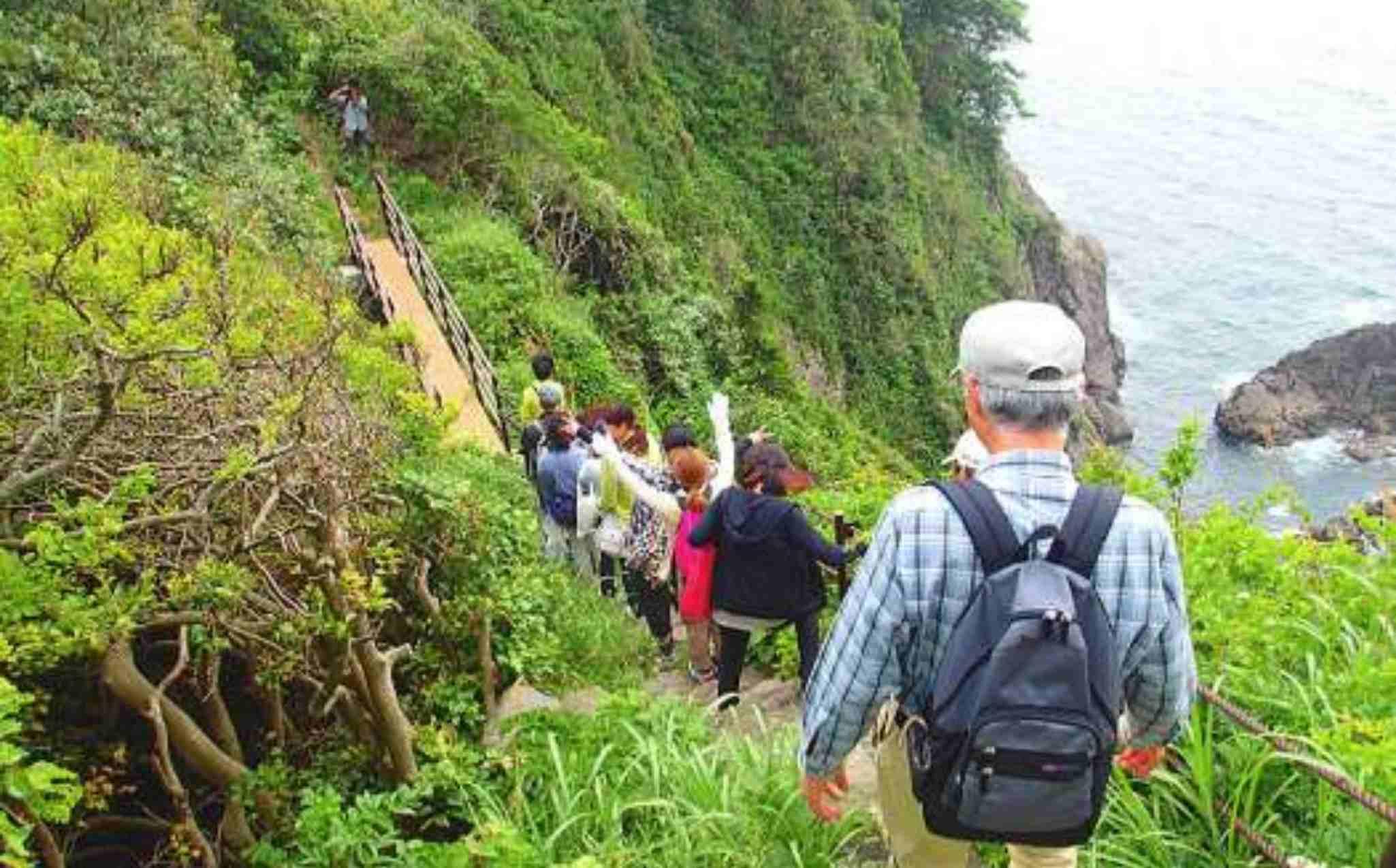 Takeno Track Walk