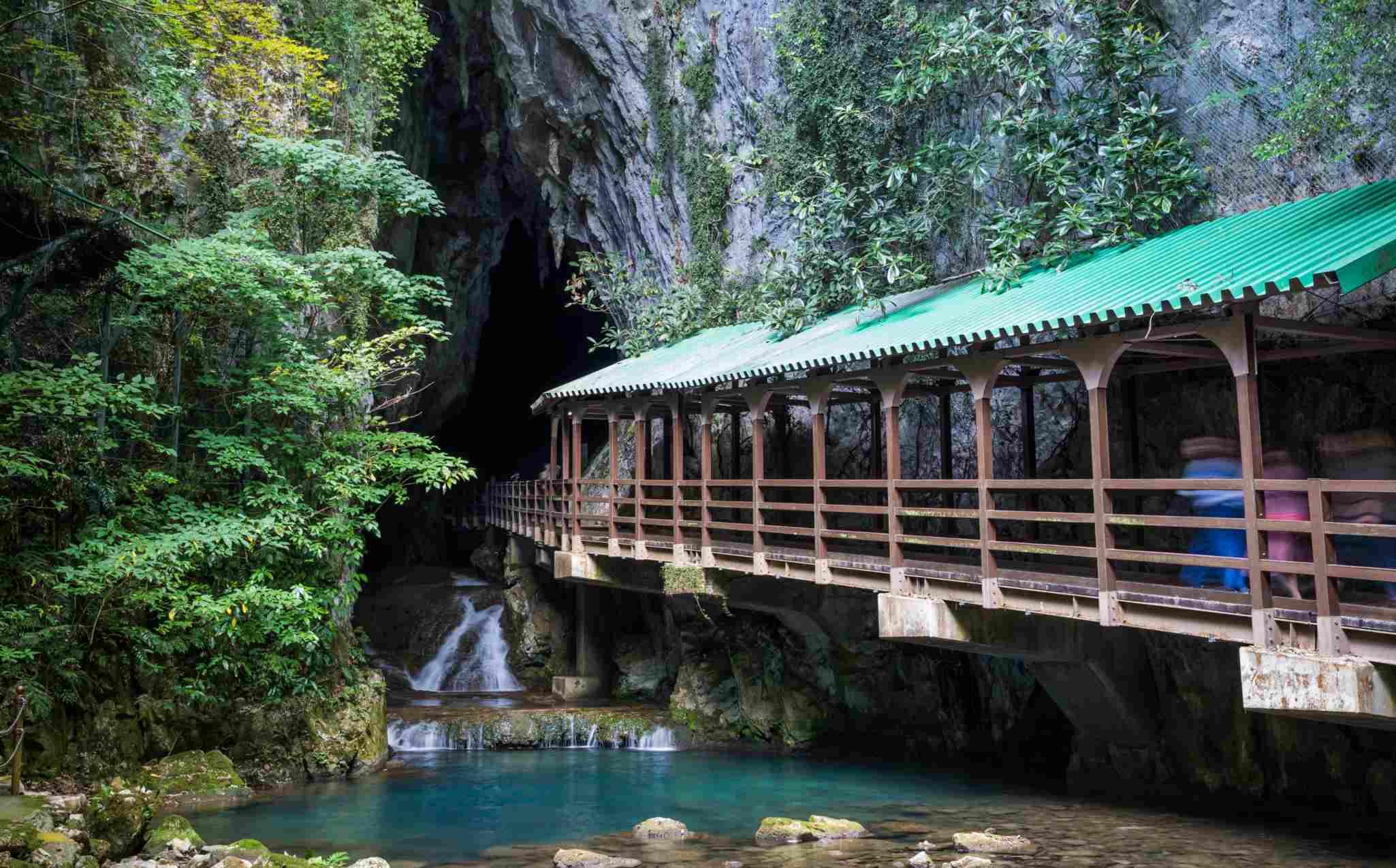 Akiyoshidaido Cave