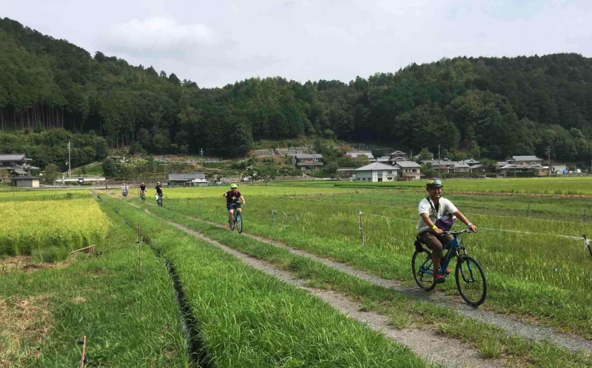 Kyoto Countryside Yagi Cycling Tour