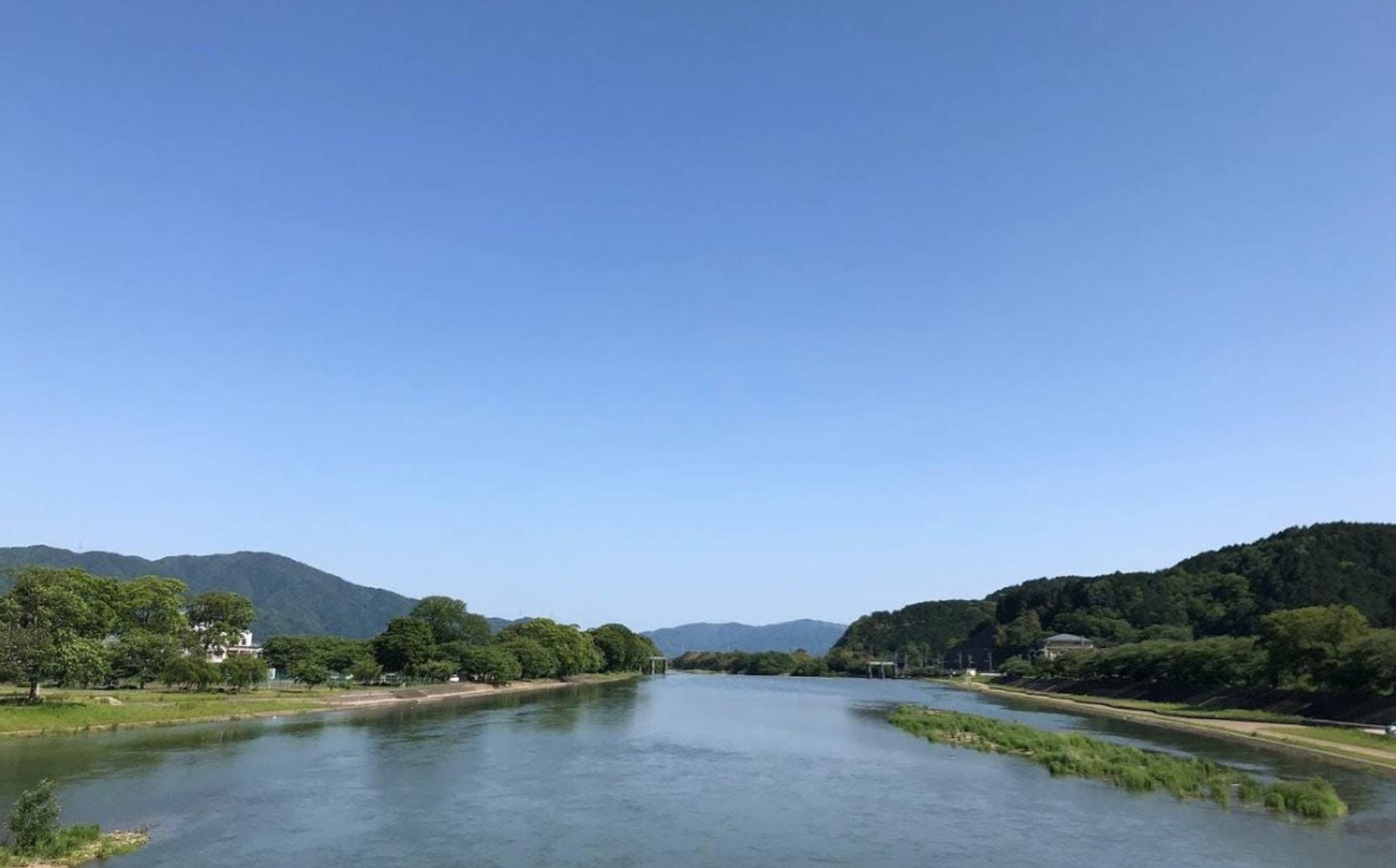 Kyoto Countryside Oigawa River