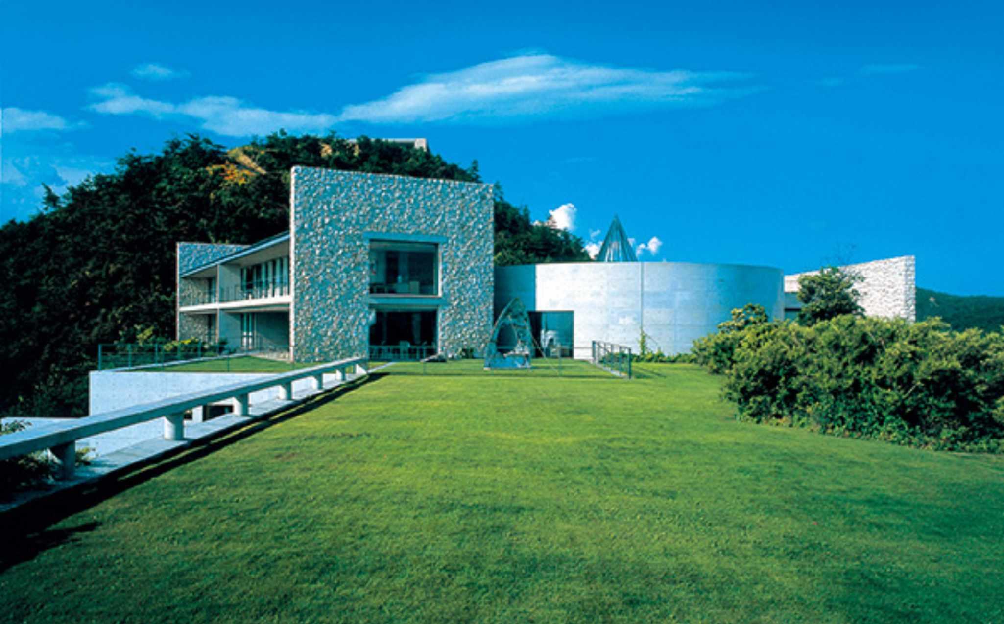 Naoshima Art Island Benesse House