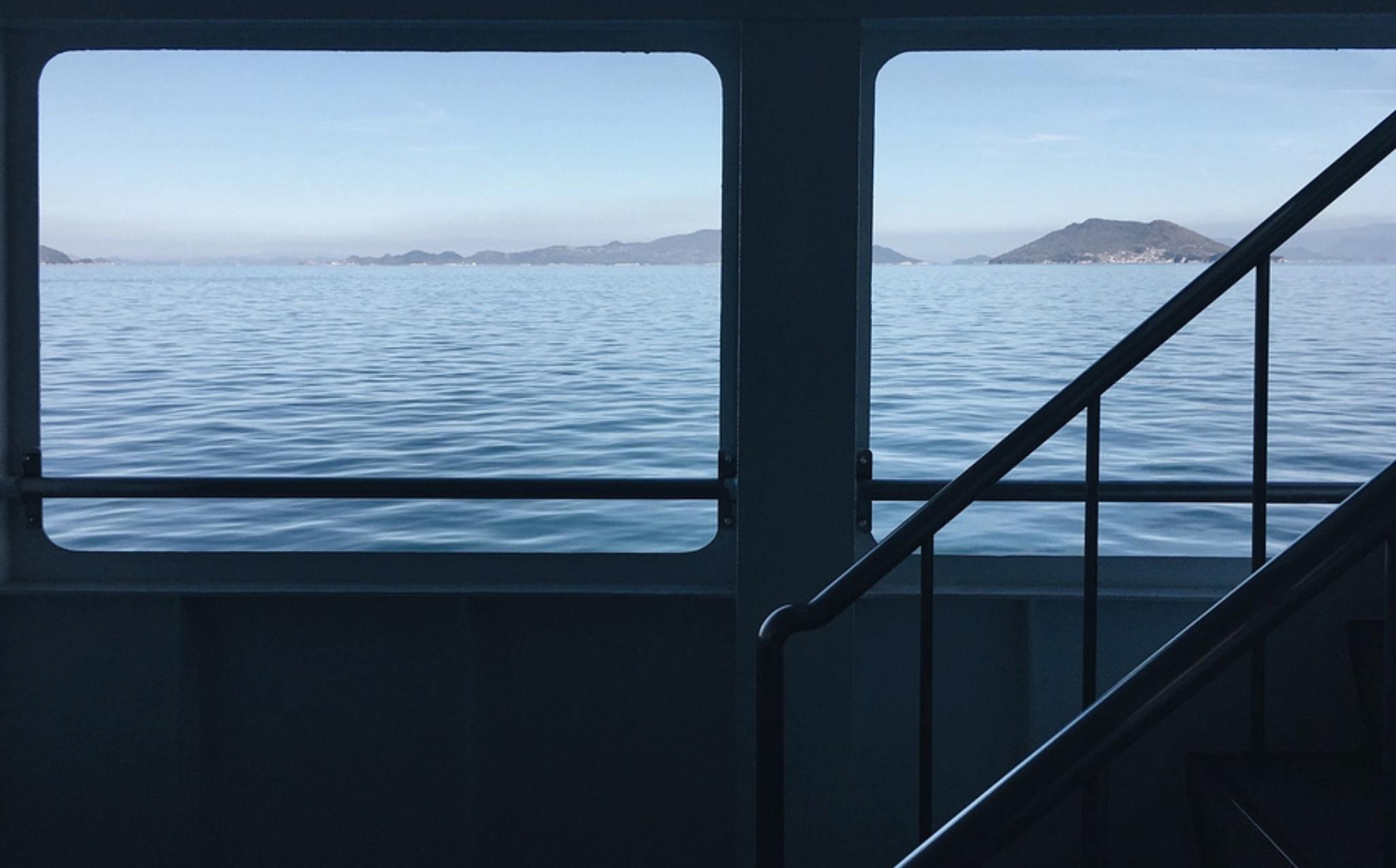 Naoshima Art Island Ferry