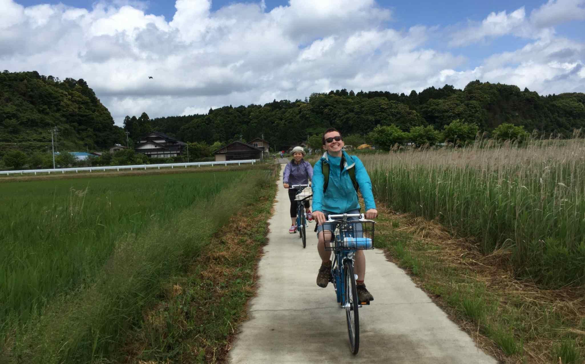Notojima Island Cycling Group