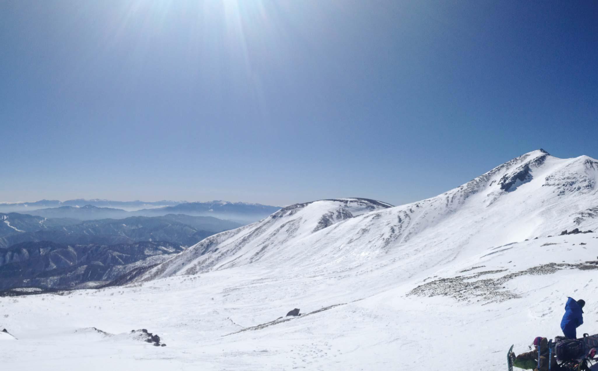 Mt. Norikura Backcountry Skiing & Snowboarding