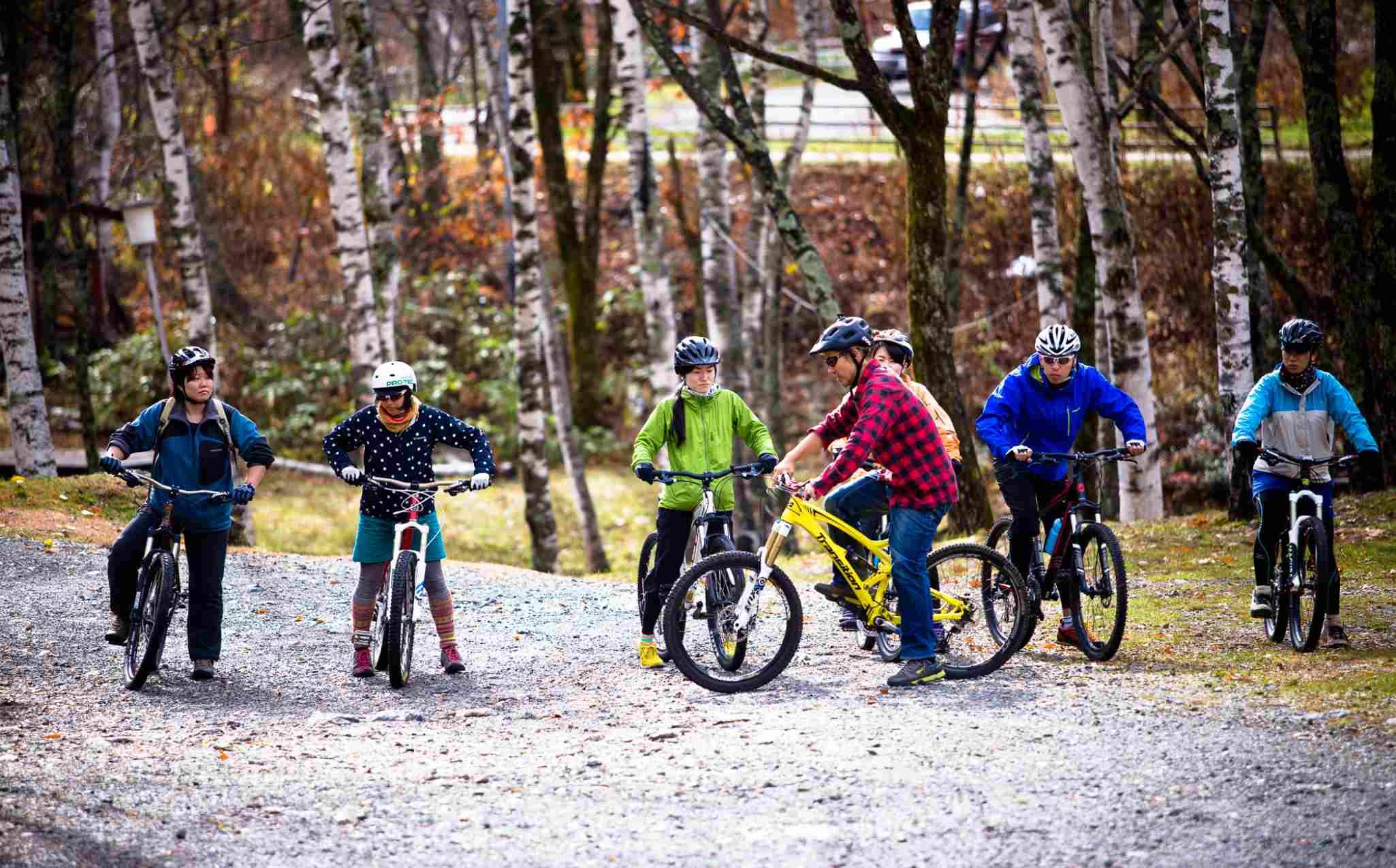 Kamikochi Walk Mt Norikura Bike Ride