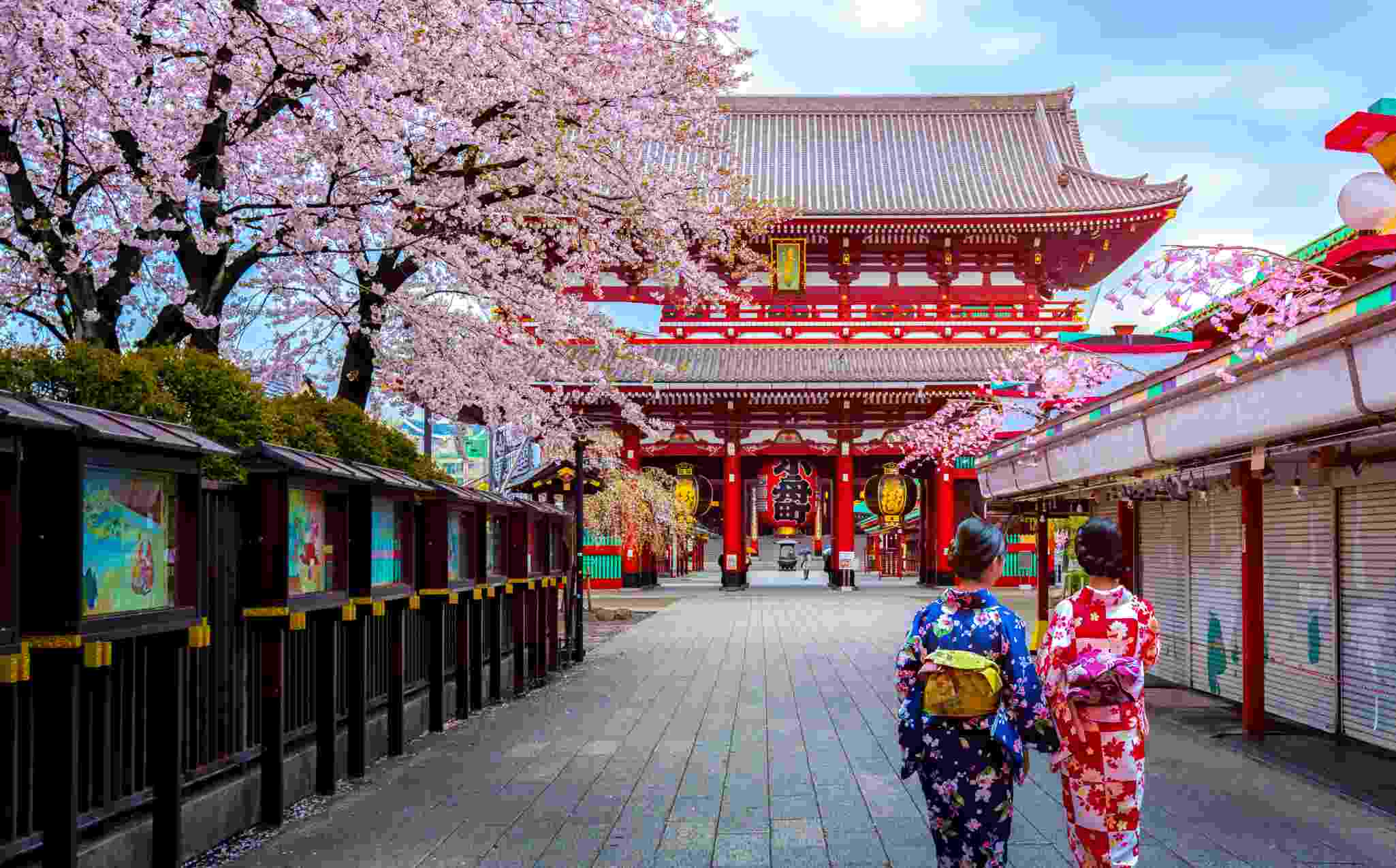 Tokyo City Asakusa Temple