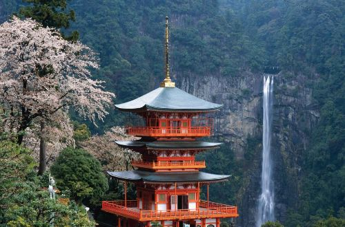 kumano-kodo-self-guided-walk-nachi-fall-