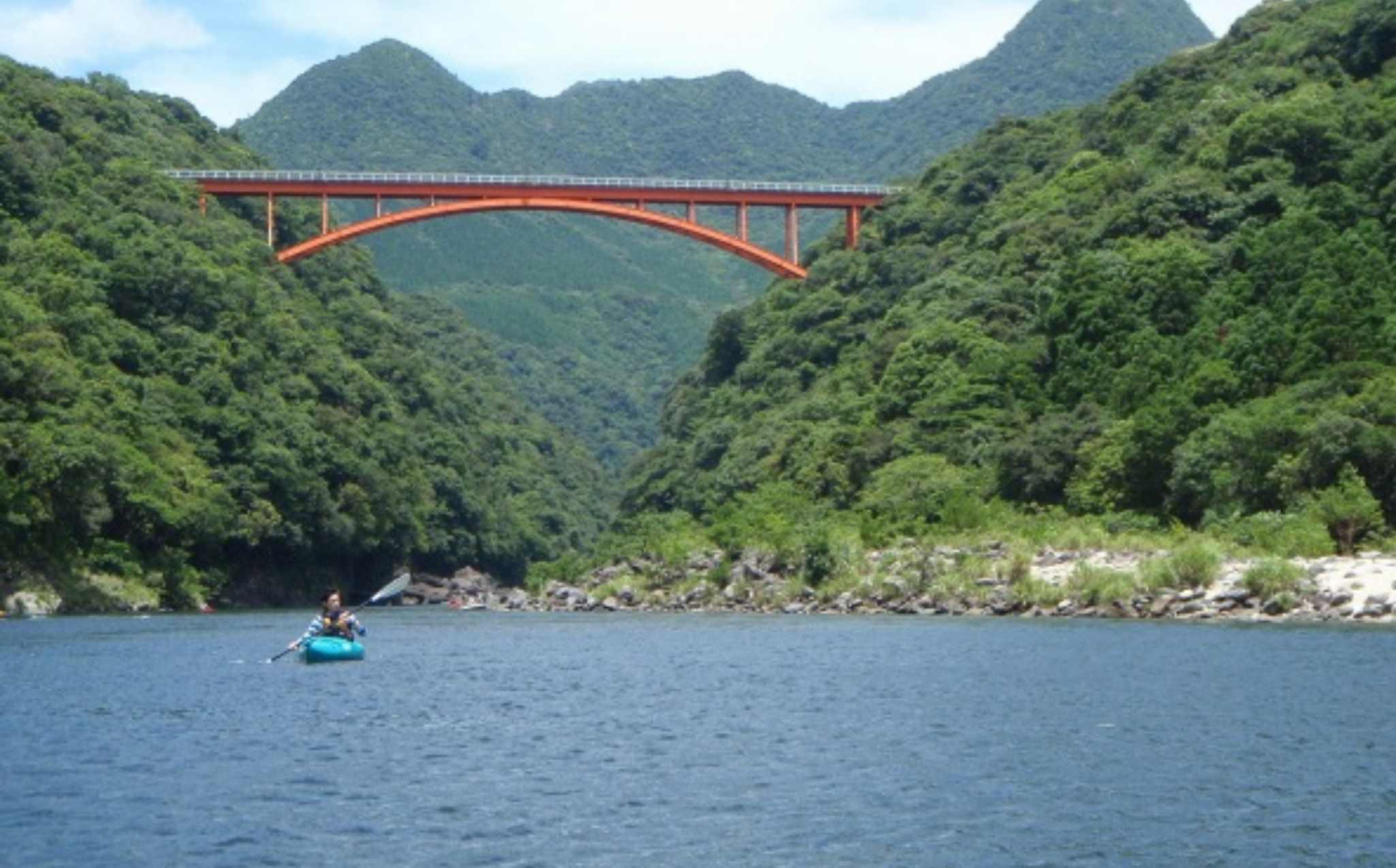 Yakushima Anbo River Kayaking