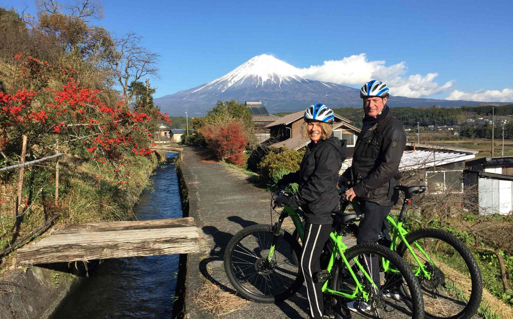 Mt Fuji Cycling