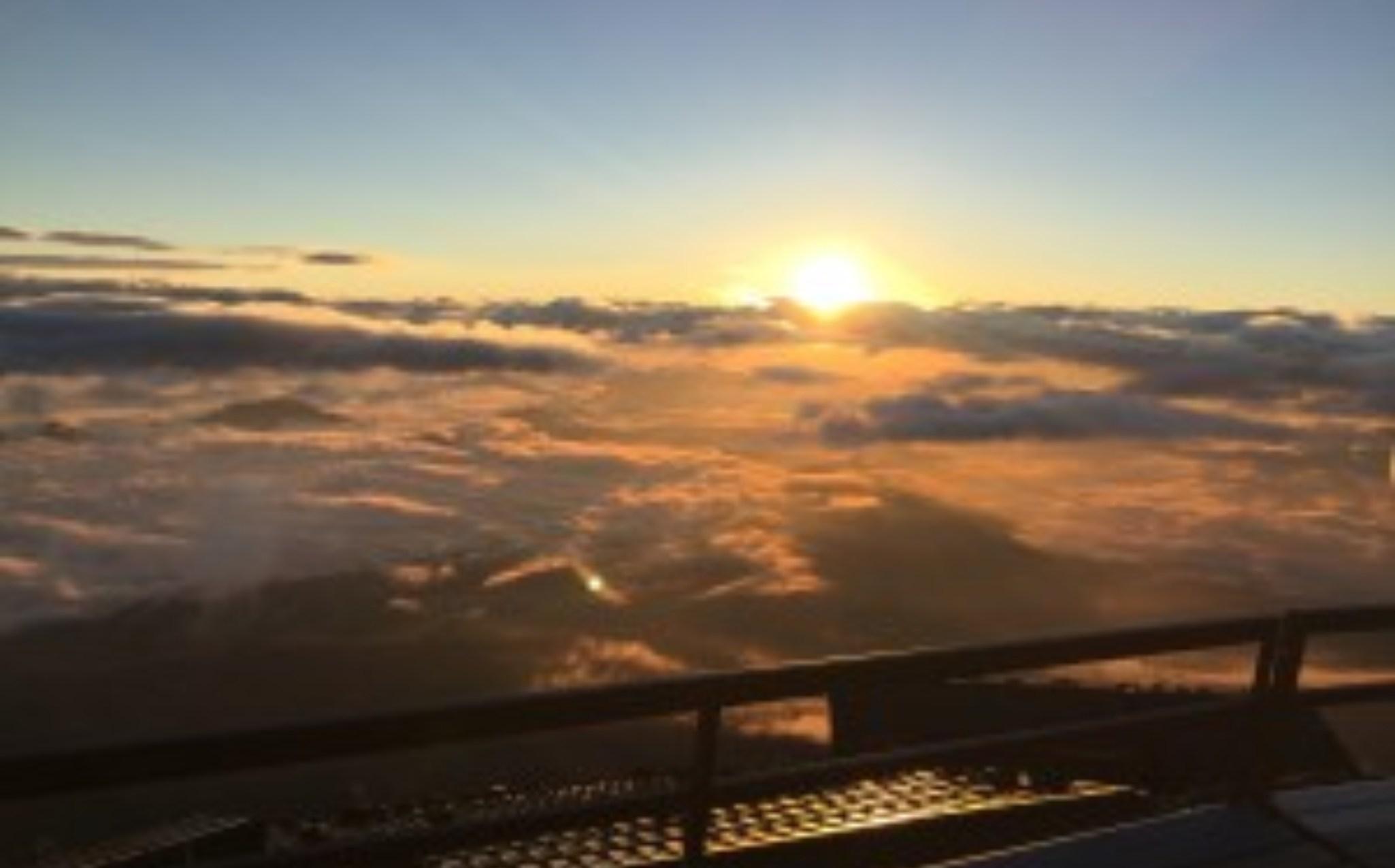 Mt Fuji Outlook Sunrise