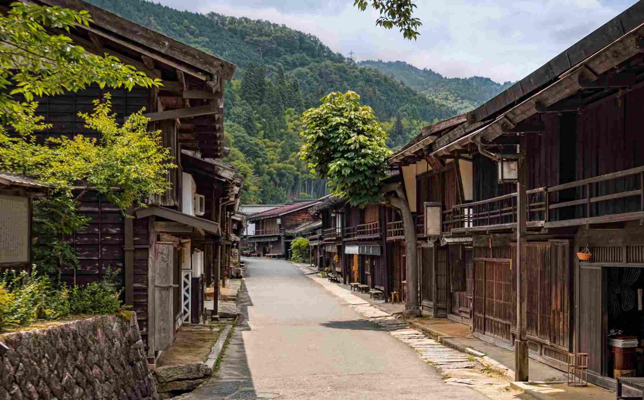 Post Town Tsumago