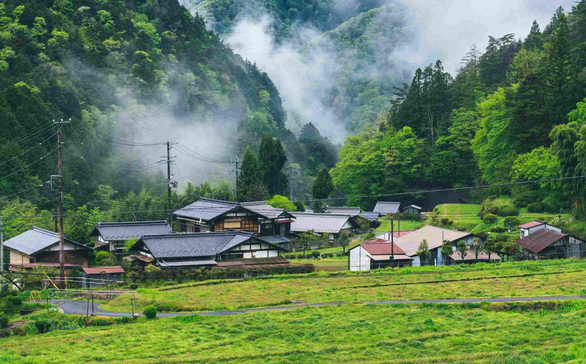 Kiso Fukushima Valley
