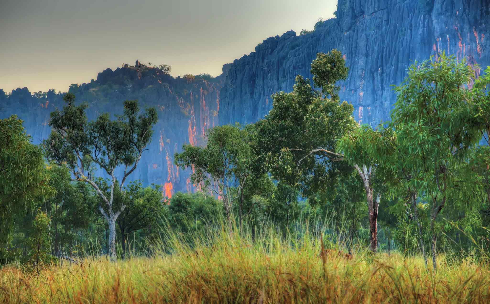 Kimberley Trekking Tour Windjana Gorge