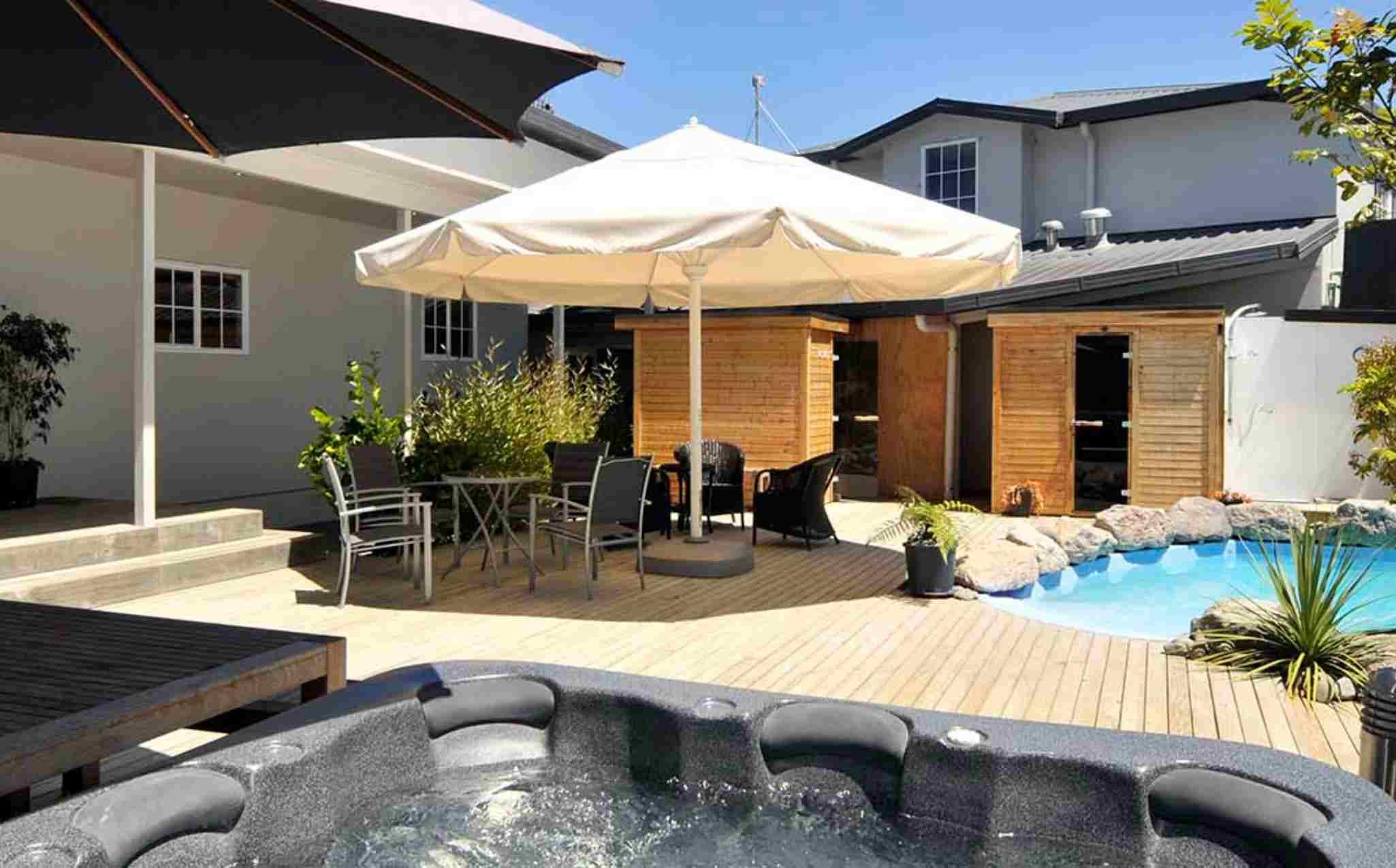 Wai Ora Spa Resort Rotorua