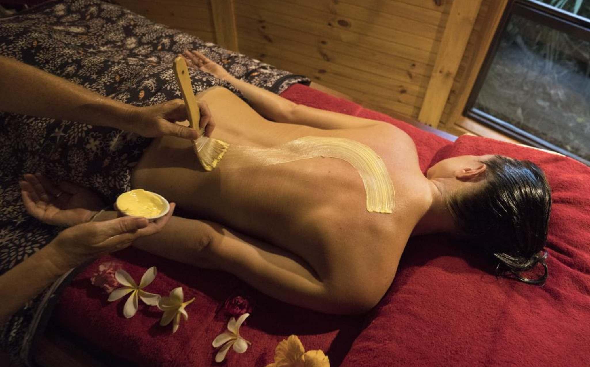 Arajilla Retreat Spa Treatment