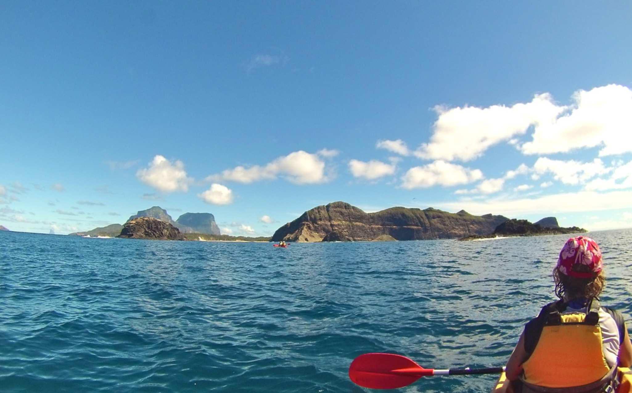 Lagoon Kayaking