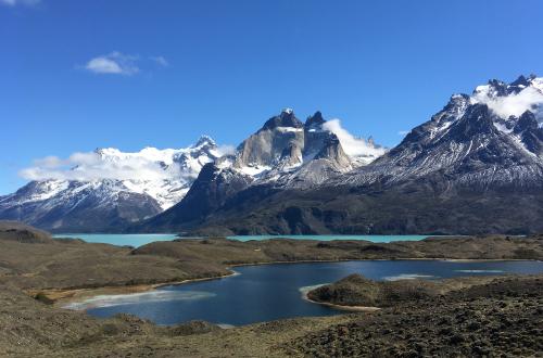 Torres de Paine Lago Nordenskjold
