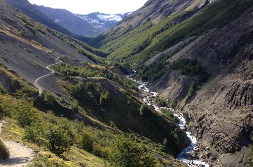 Torres de Paine Ascencio Valley
