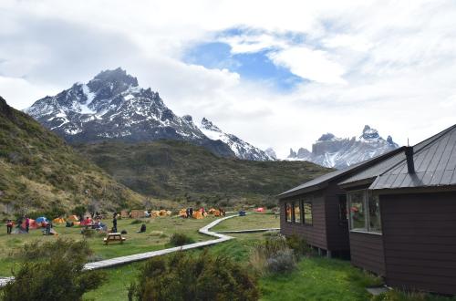 Torres de Paine Campsite