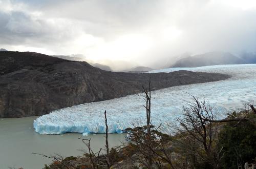 Torres de Paine Grey Glacier