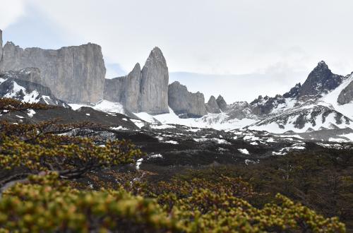 Torres de Paine Valle Francés