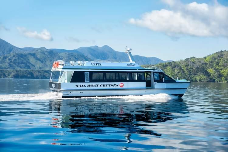 New Zealand Walk Cruise