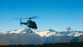 Southern Alps Trek Wanaka Heli Hike