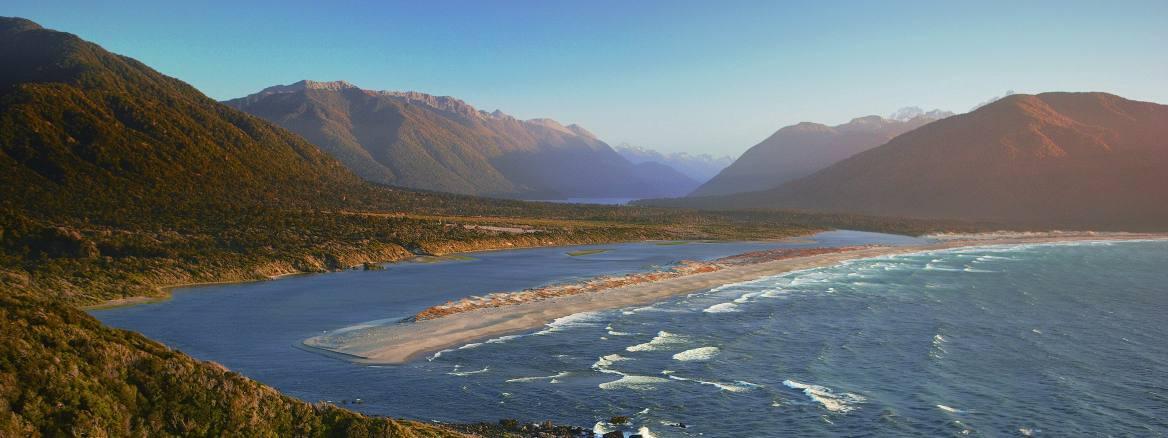New Zealand Walk Martins Bay