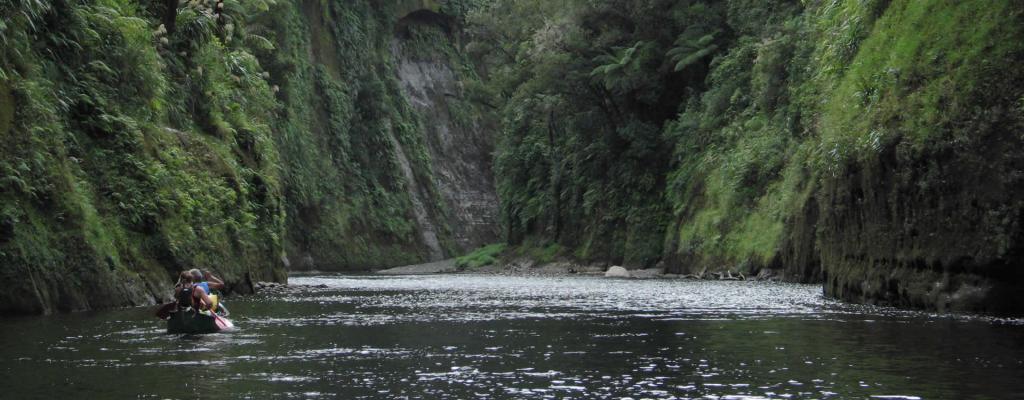 Whanganui River Guided Canoeing