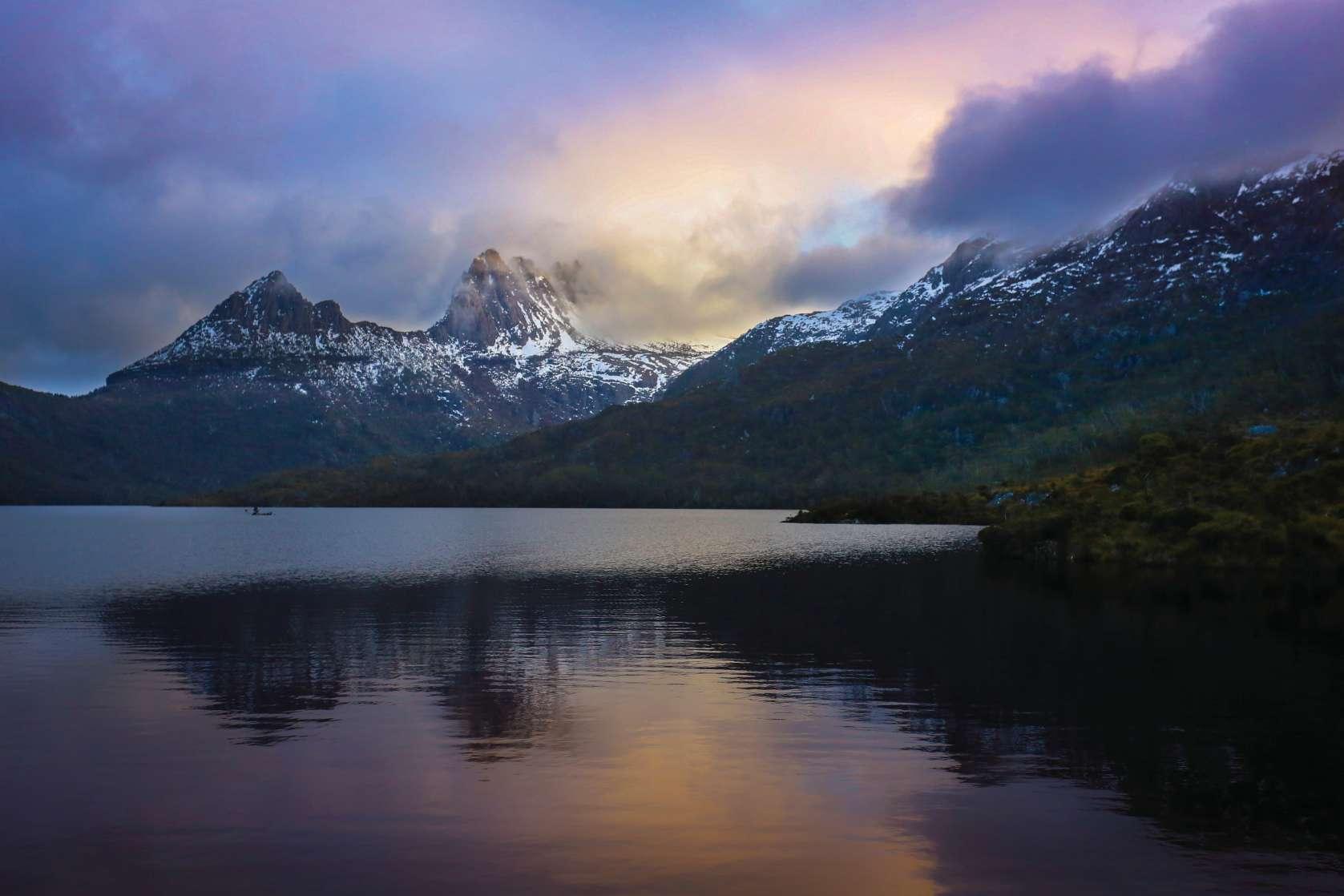 Cradle Mountain Walk Dove Lake