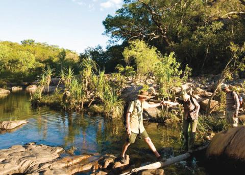 Kakadu Adventure Barramundi Creek