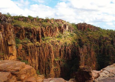 Kakadu National Park The Barrk Walk