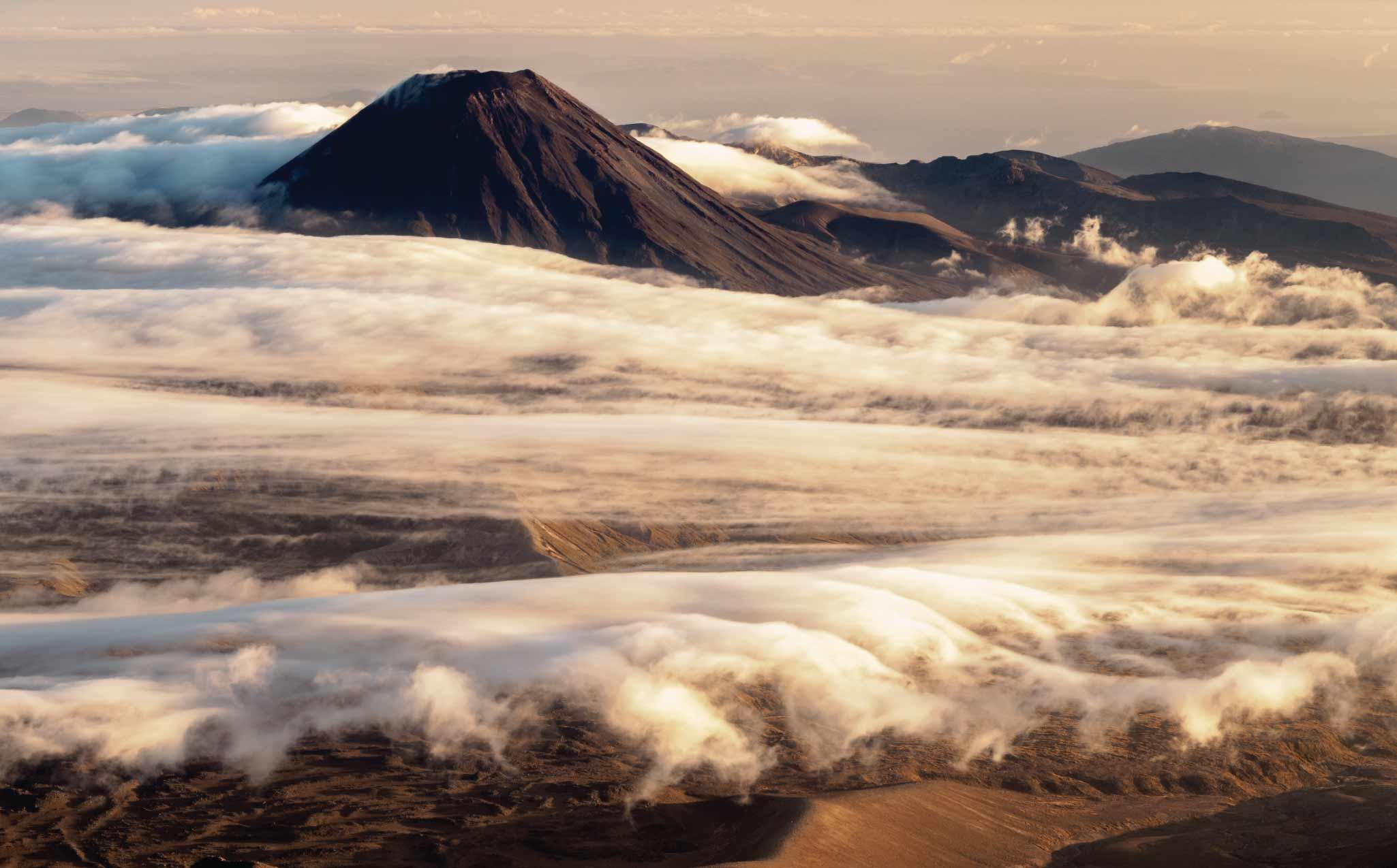 Mount Ngauruhoe Hike