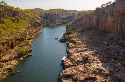 Katherine-Gorge-Nitmiluk-Boat-Ride